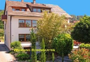Haus Säntisblick am Bodensee/Whg. Rosengarten