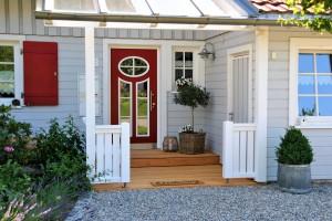 Cottage No.8 ♥ Traum-Landhauswohnung im Grünen