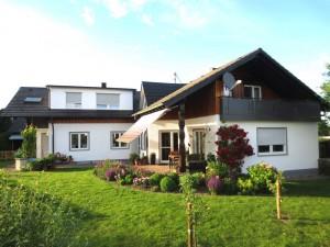 Ferienwohnung nördlicher Bodensee Wohnung (2) 75 qm