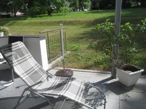 Ferienwohnung HOMAL in Konstanz mit Blick ins Grüne